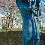 The Virgin Of Alsace by Emile-Antoine Bourdelle (1919-1921 Bronze)