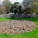 Macduff Circle by Richard Long (2002)