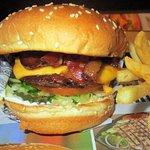 BBQ Bacon Charburger