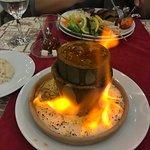 Old Cappadocia Cafe & Restaurant: Pottery kabob
