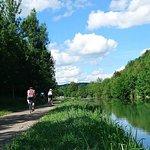 Vélibourgogne à Plombières