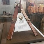 Snowshoe Thompson made skis for his 1 year old Arthur on 2/11/1847