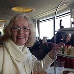 High tea at the Hydro Majestic - great for gluten free too!