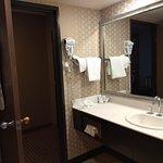 Banheiro e secador
