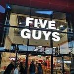 Five Guys - La Maquinista Foto