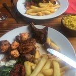 Great atmosphere great food