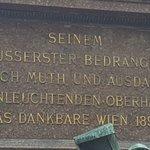 Monument to Andreas von Liebenberg