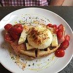 Foto de Waffle-era Tea Room alias La Waflera