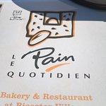 Le Pain Quotidien resmi