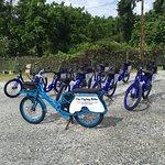 The Flying Bike: Off we go!