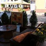 Coffee Station Photo