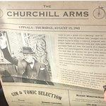 Foto de Churchill Arms