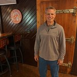 The Boulevard Owner, Bob Hammond, Proudly welcomes you to his establishment