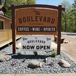 The Boulevard - Coffee, Wine & Spirits (Delicious Food Too!)