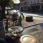 Weinbrunnen Staufen Foto
