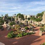 Bild från Coral Castle