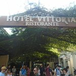 Hotel Vittoria Restaurant Foto