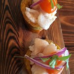 Whitefish ceviche