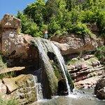 Fifth Water Hot Springs ภาพถ่าย