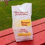 Bilde fra Burger Time