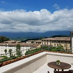 Grand Deluxe suite terrace