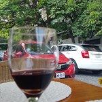 Buen vino, en un excelente lugar