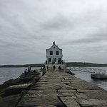 Rockland Breakwater Light Photo