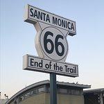 Santa Monica Pier ภาพถ่าย