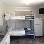 Cabin 78 - Kitchen/Kids Beds