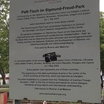 Photo of Sigmund Freud Park