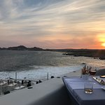 Fotografia de Sunset Monalisa