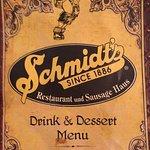 Welcome to Schmidt's