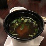 Shiro's Tasting Menu - Soup (flavourful!)
