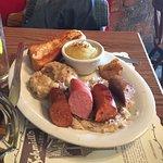 Sausage Sampler - yummy