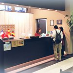 Front desk/フロント we have many maps and recommendations