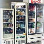 Soft drink 100yen, alcohol with cheap price/ソフトドリンク100円、お酒はお安くお買い求めできます