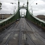 Liberty Bridge - Budapeste.