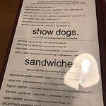 صورة فوتوغرافية لـ burger.