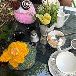 Foto de The Tudor Rose Tea Rooms & Garden