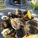 Bar à  huîtres billeau Photo