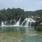 Krka National Park ภาพถ่าย