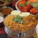 Chicken Biryani - AnjapparOman