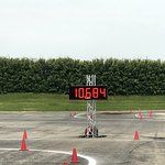 """autocross time at Cadillac """"Truth and Dare"""""""