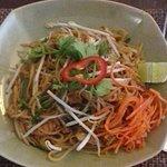 Phad THAI Crevettes