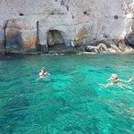 Snorkelling fun in the sun!