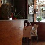 Mumbai restaurant interior