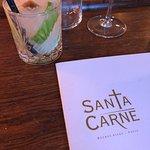 Santa Carne Photo