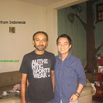 My Indonesian friend