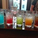 Cocktail creati da noi ispirati al mondo del colore e del design