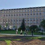 Hotel from Opera Park